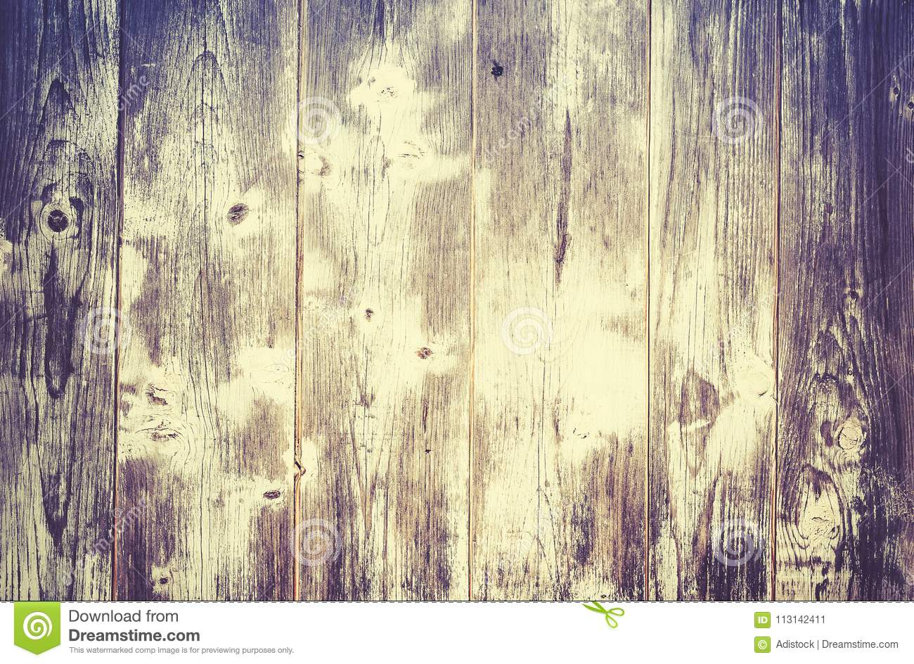 White wooden texture background. Old wood planks texture.