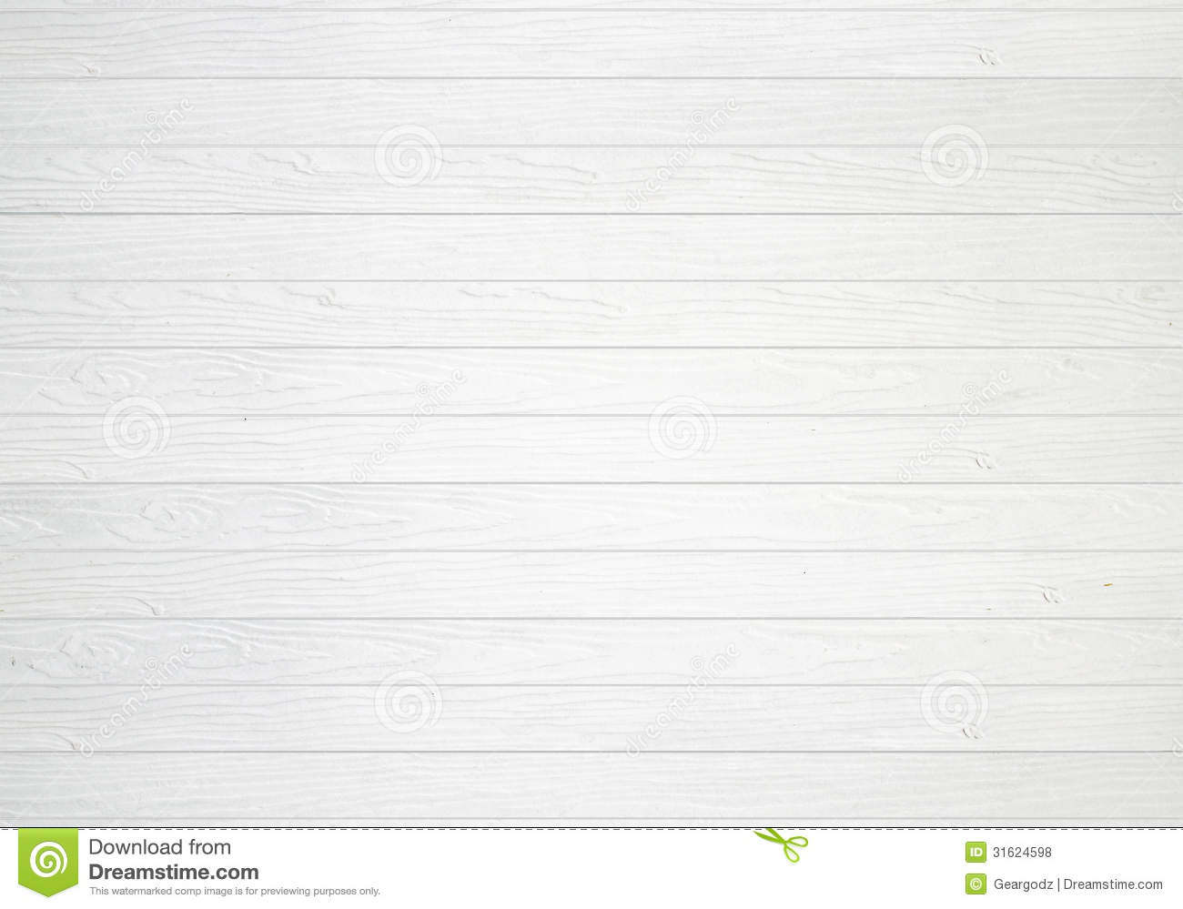 White Wooden Wall Texture Background Royalty Free Stock