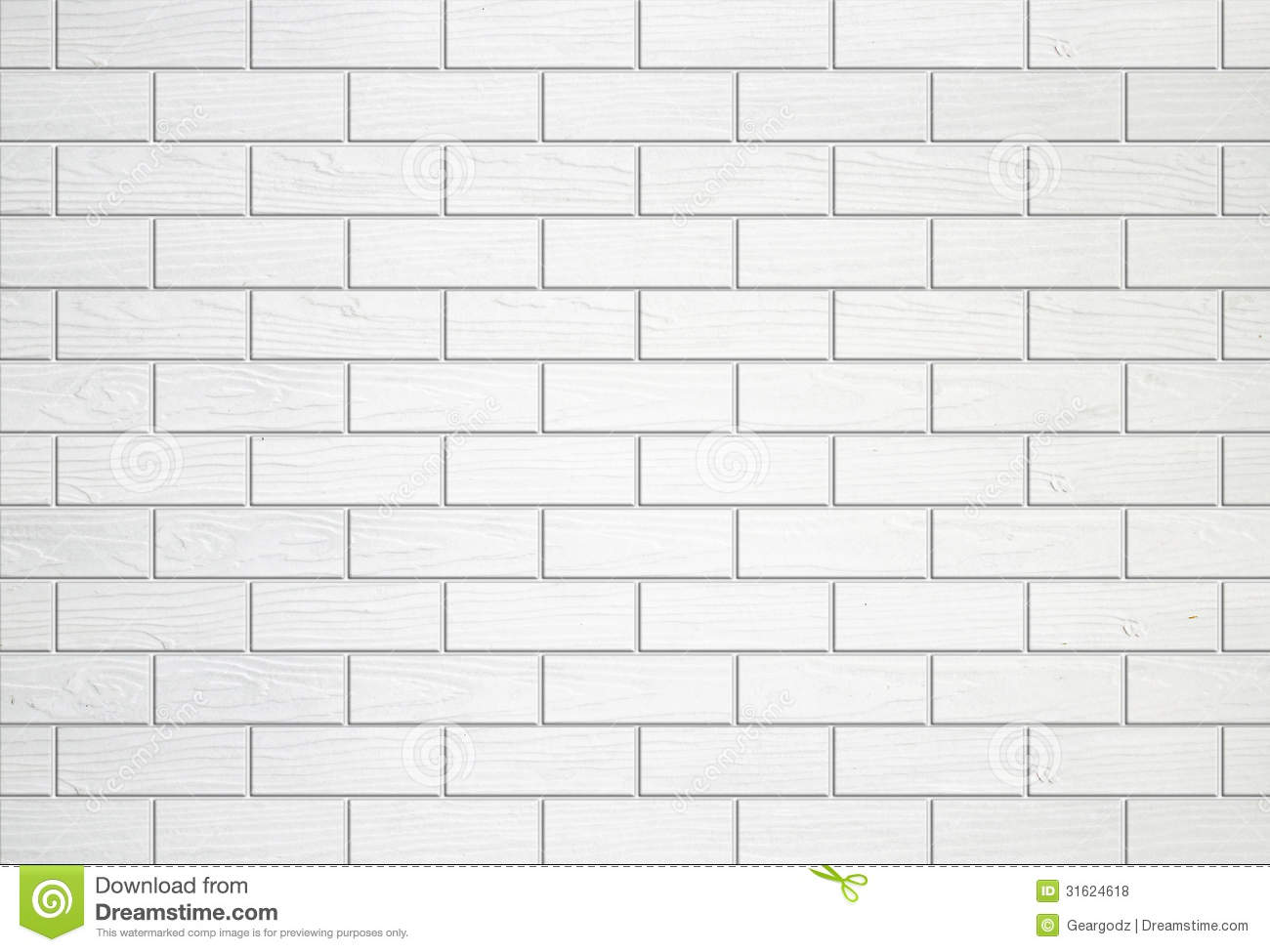 White Wooden Wall Texture Background Stock Photo Image