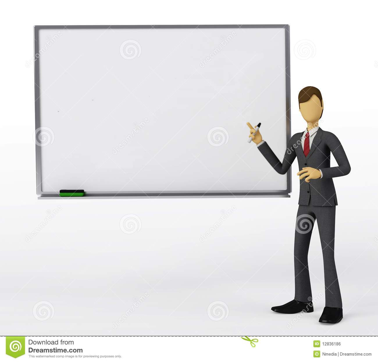 a classroom or presentation room in a modern university or fancy
