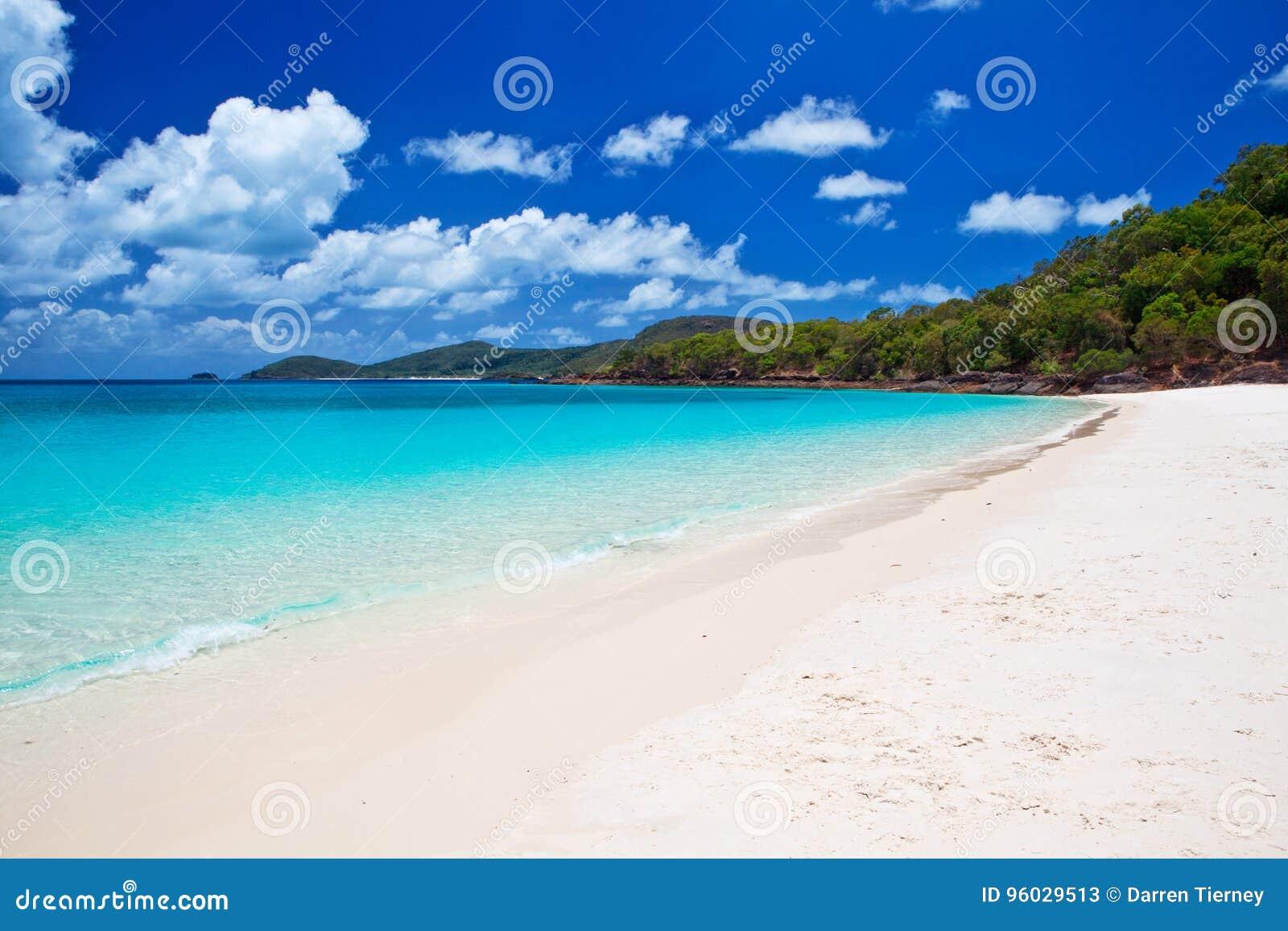Whitehaven plaża w Whitsundays