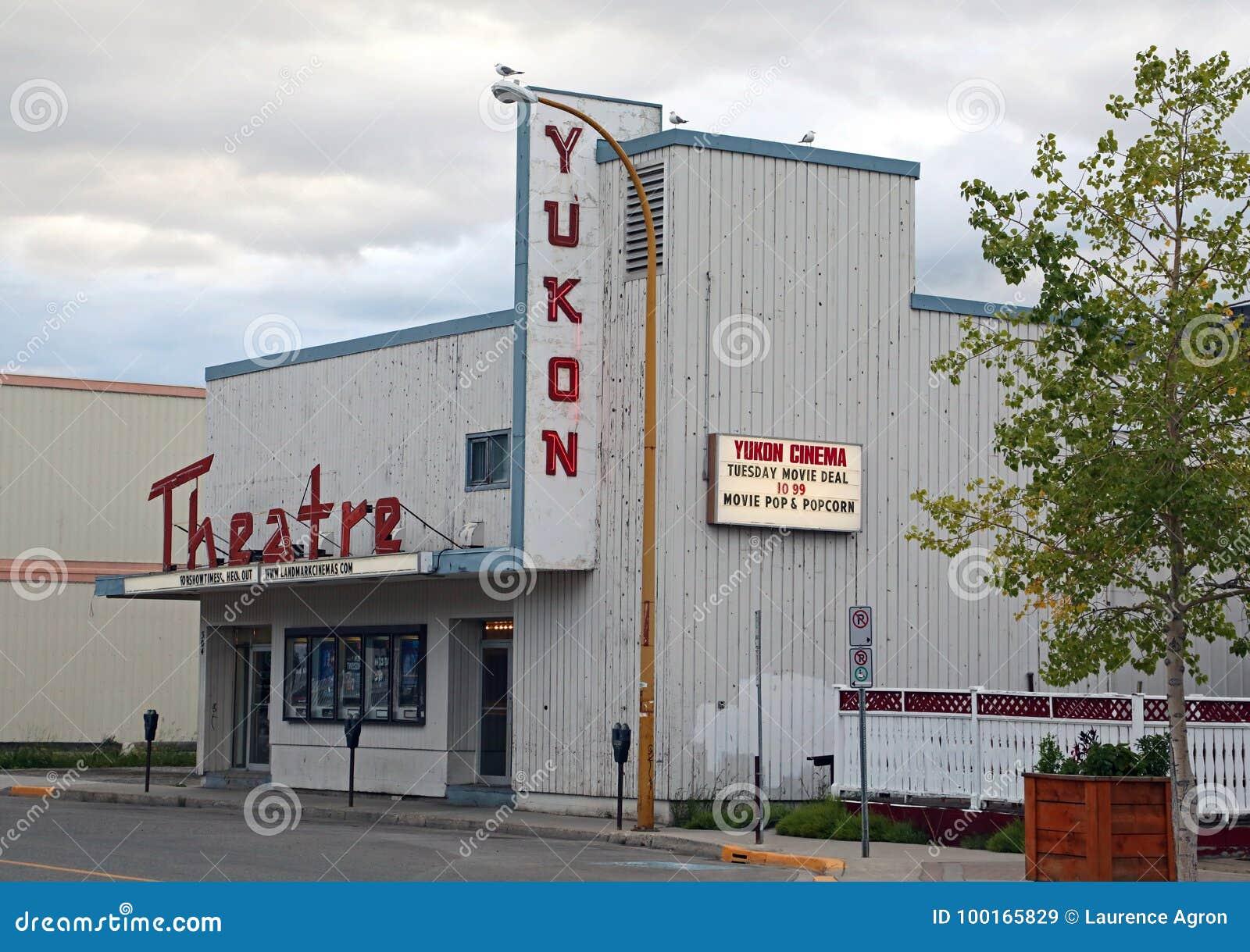 Whitehorse Yukon Territory Editorial Stock Image Image Of Summer Gray 100165829