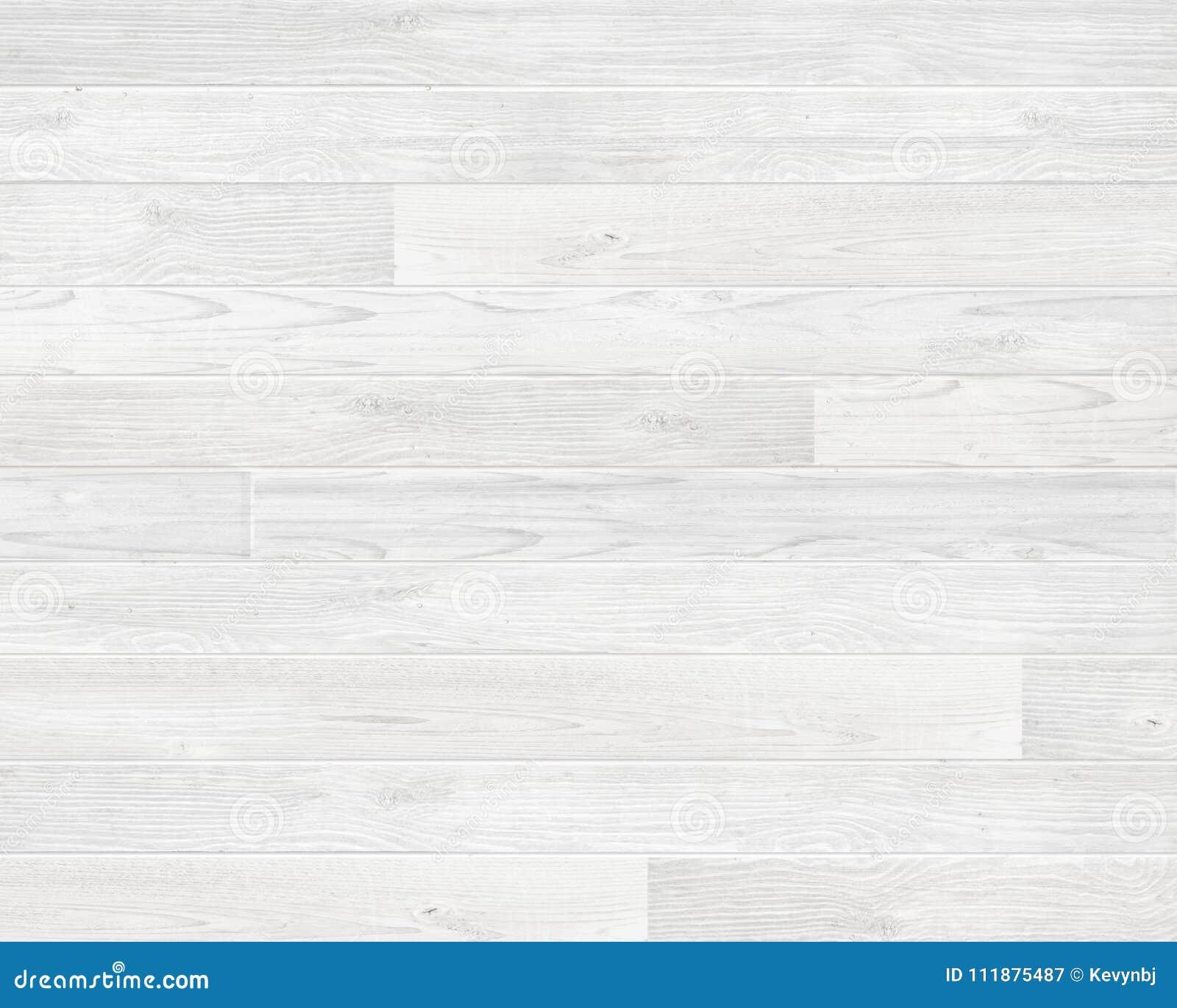 Whitewashed Wood Background Planks