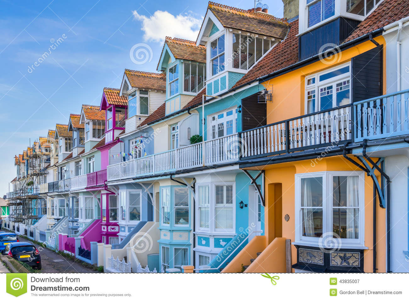 Whitstable stock image. Image of rental, front, thanet ...