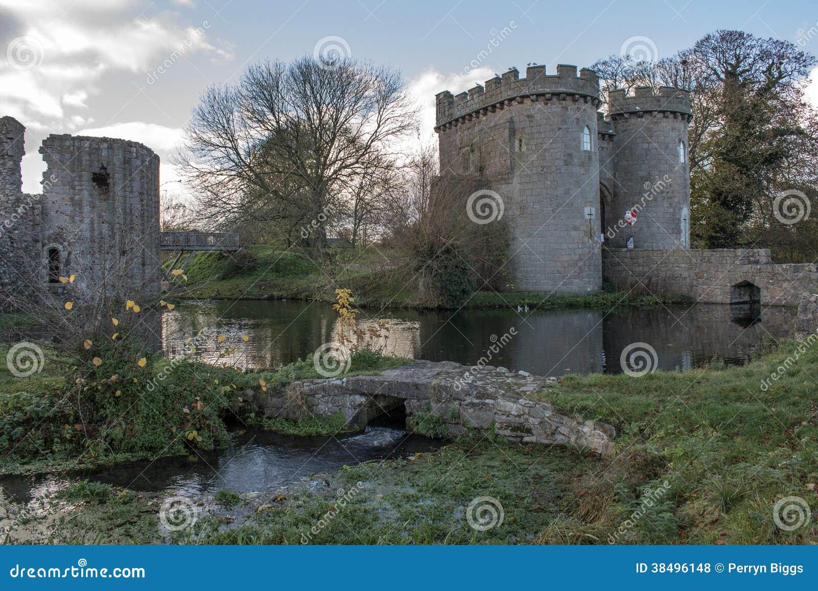 Oswestry United Kingdom  city photos gallery : Whittington Castle, Shropshire near Oswestry United Kingdom.