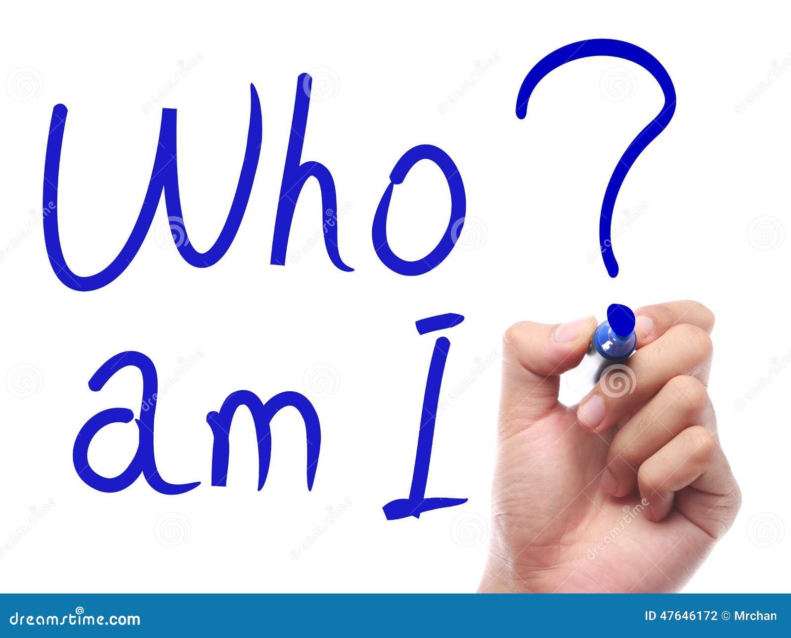 Who Am I? Understanding Credentials