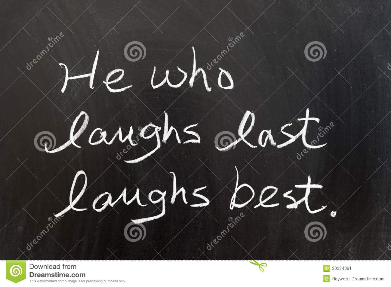 who laughs last laughs best essay Free essays on one who laughs last laughs best get help with your writing 1 through 30.