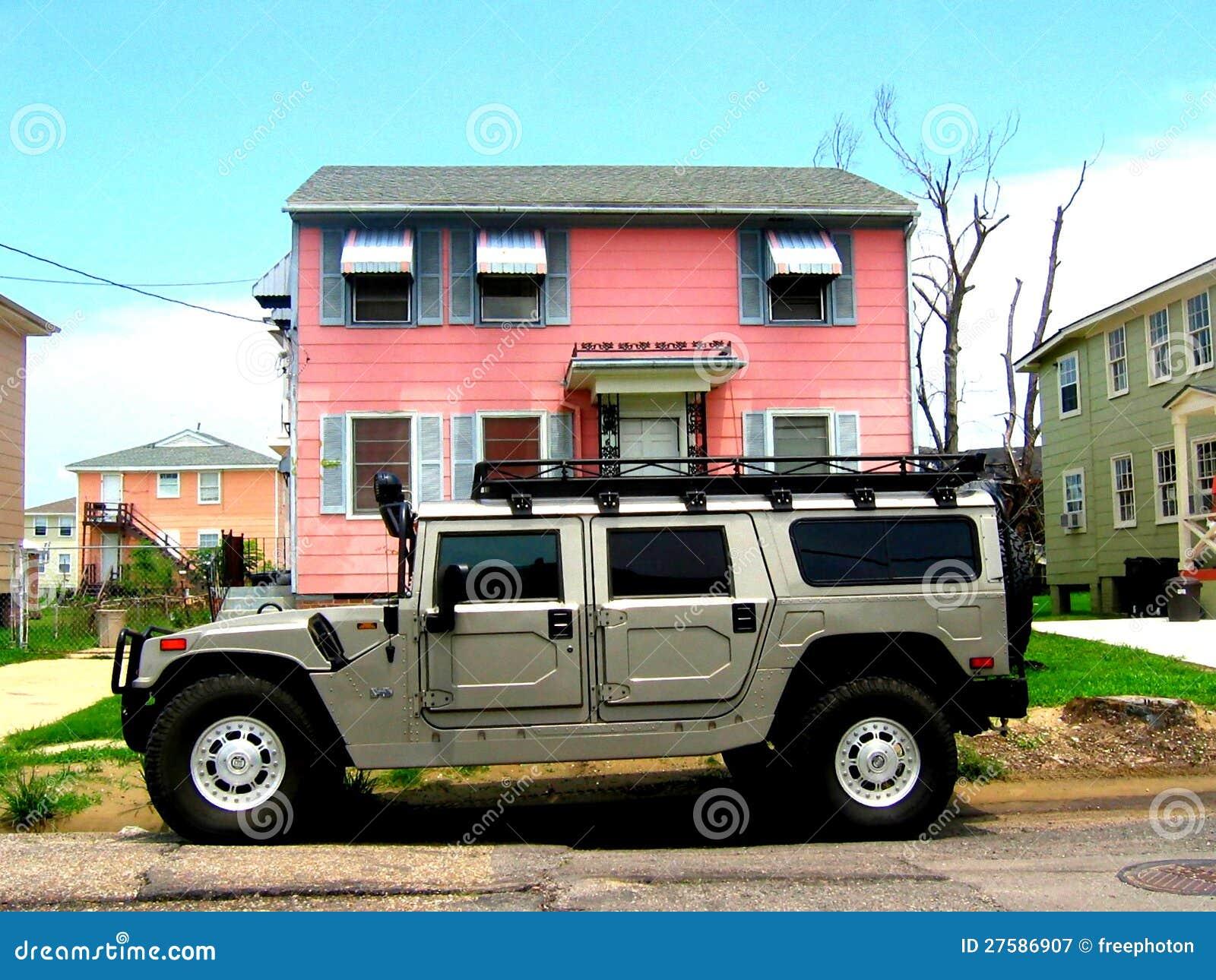 Who parkeerde voor mijn huis?