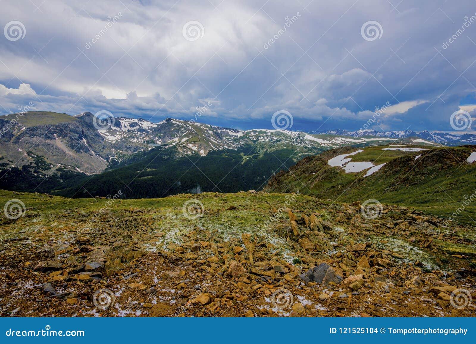Rock Cut 2 Rocky Mountain National Park