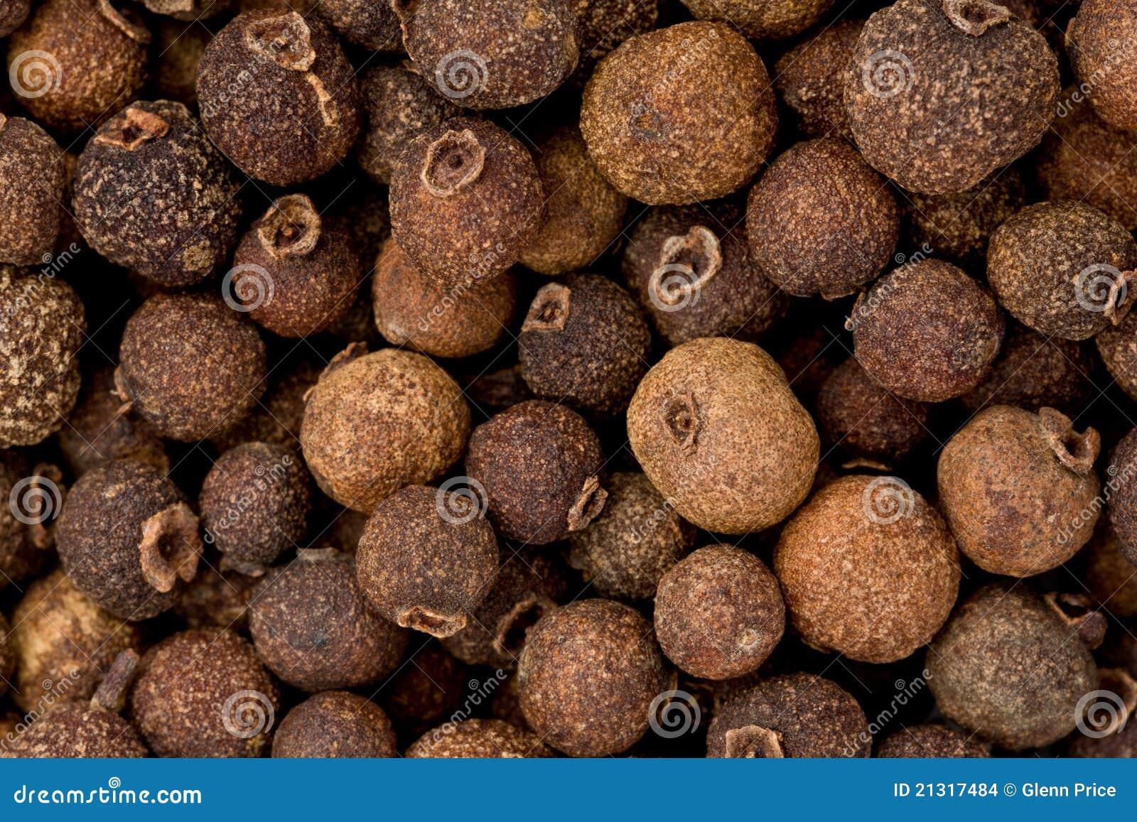 Whole Allspice (Pimenta Dioica) Stock Photo - Image: 21317484