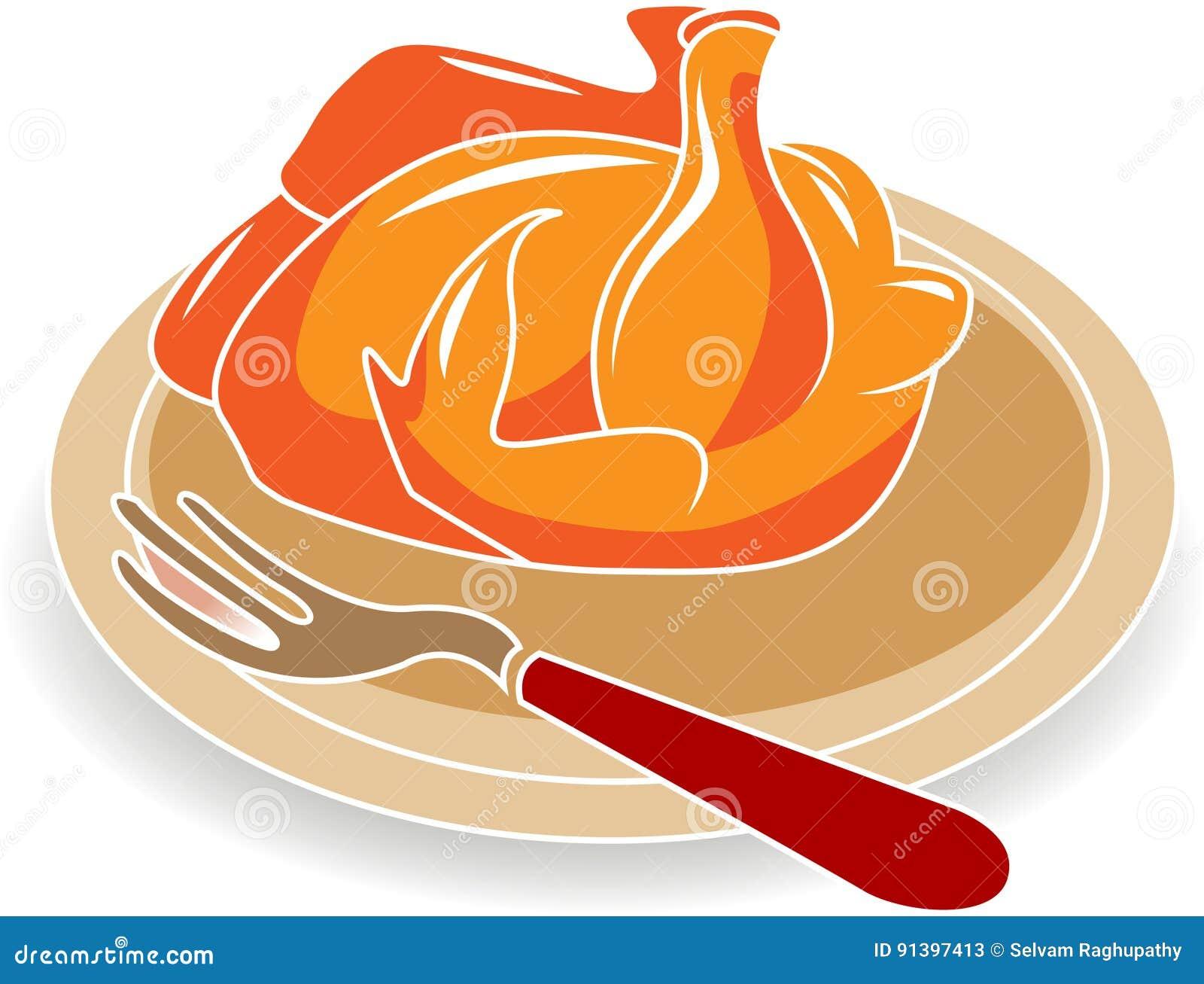 Transparent Fried Chicken Clipart - Cartoon Fried Chicken Png, Png Download  , Transparent Png Image - PNGitem