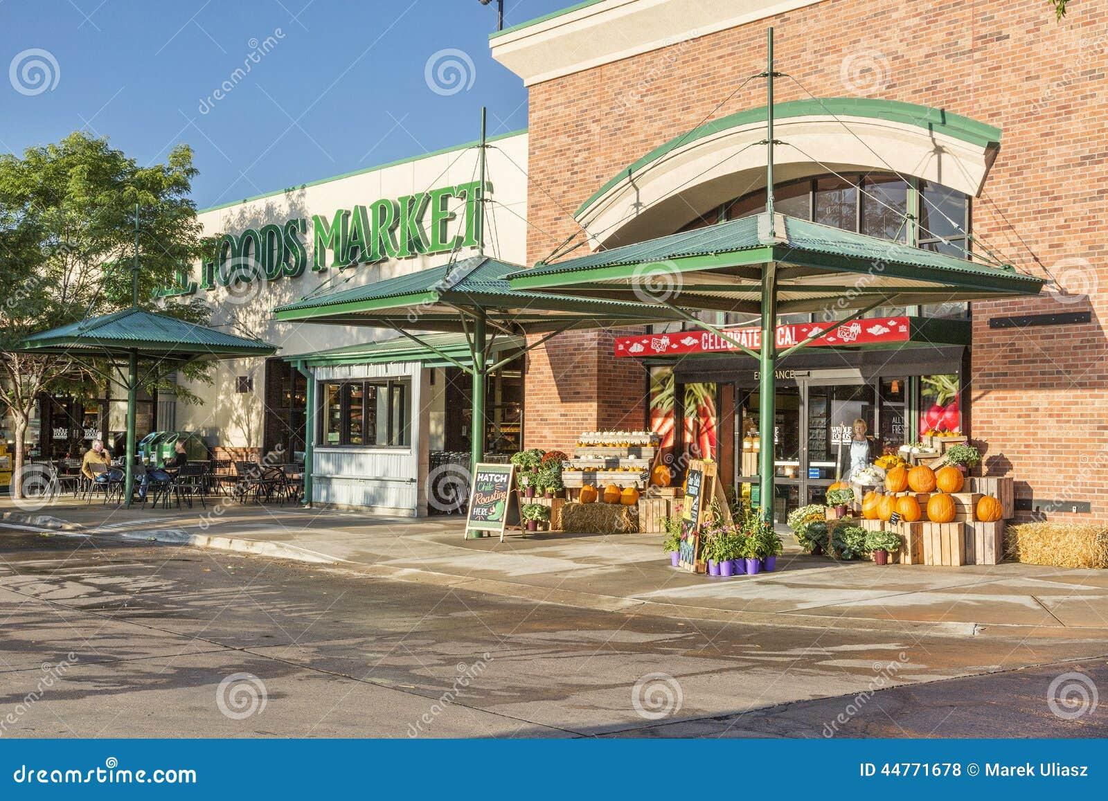 Whole Foods Market Stores Uk