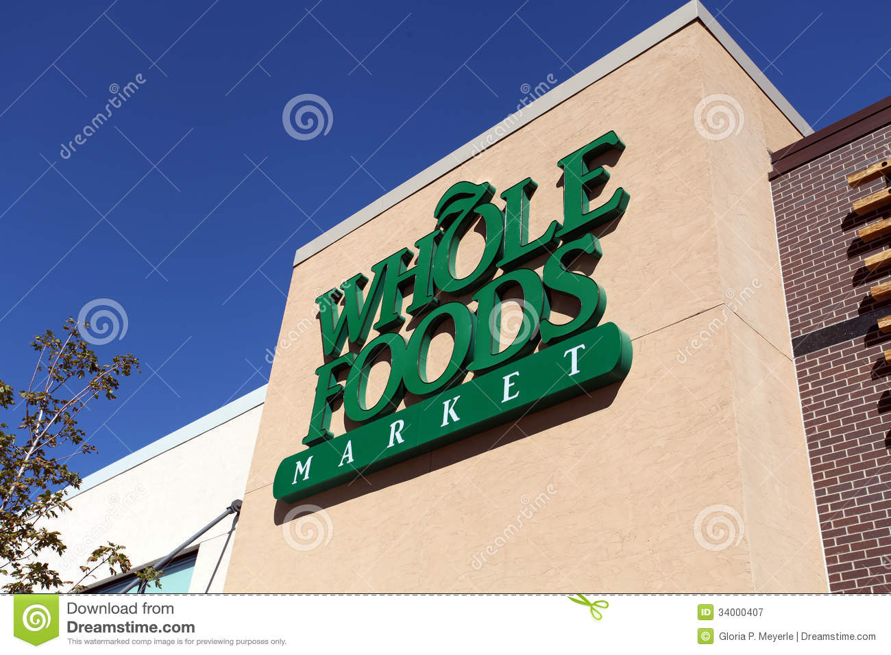 Whole Foods Market Sign Editorial Photography Image Of Editorial