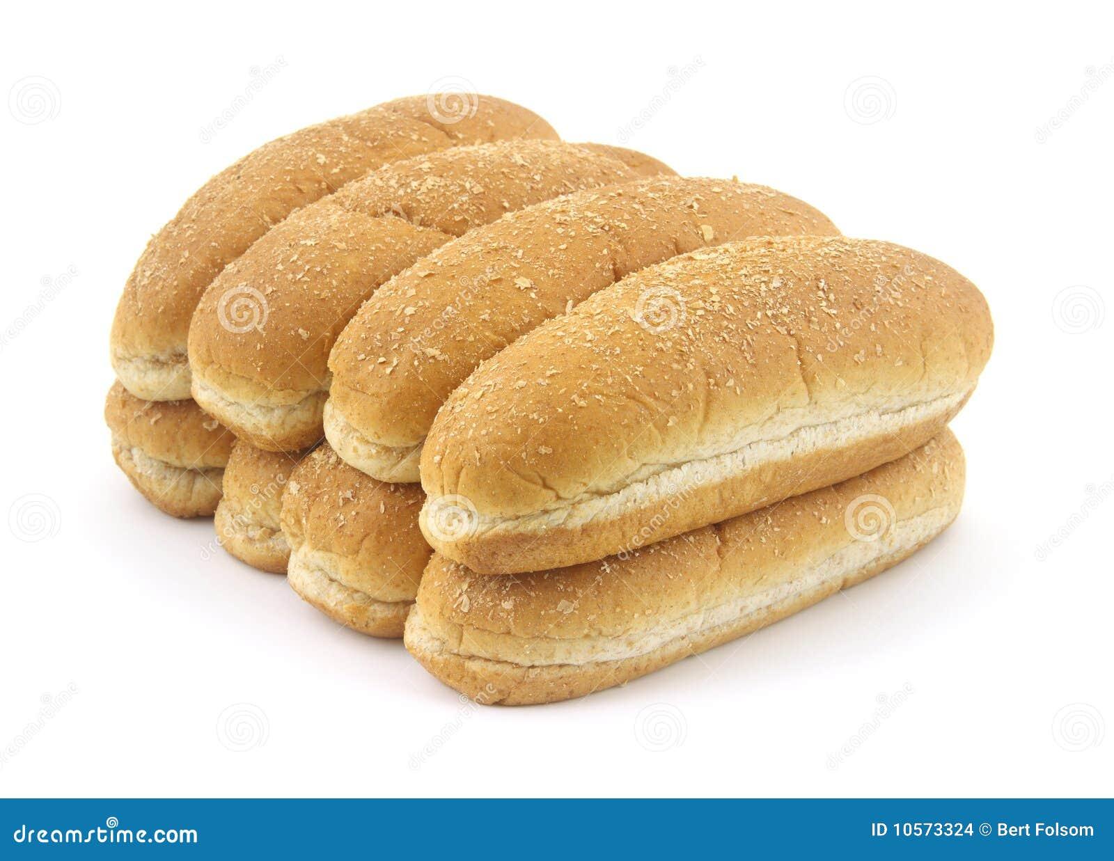 Hot Dog Wheat Bread