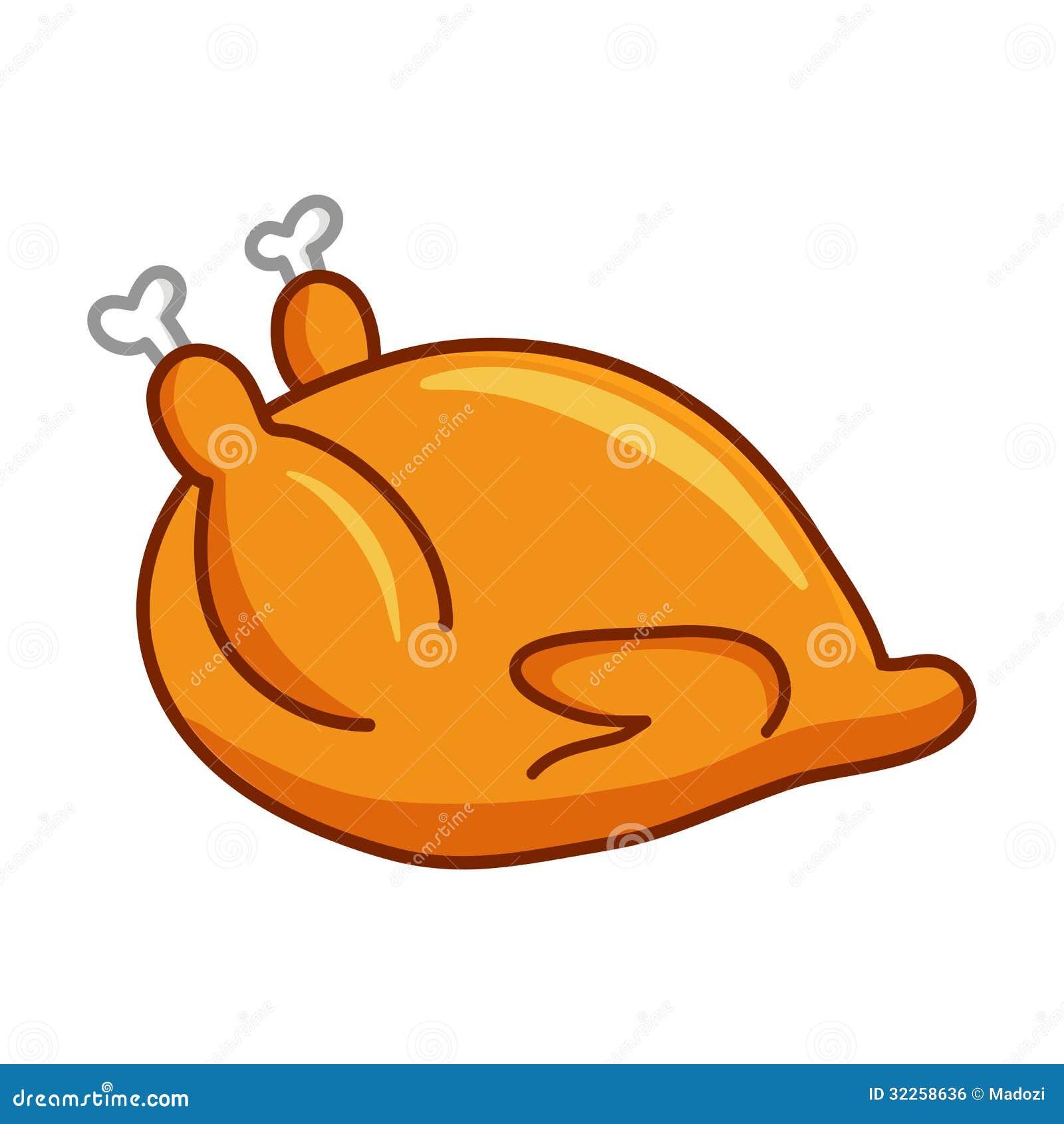 Cute cartoon chicken food - photo#9
