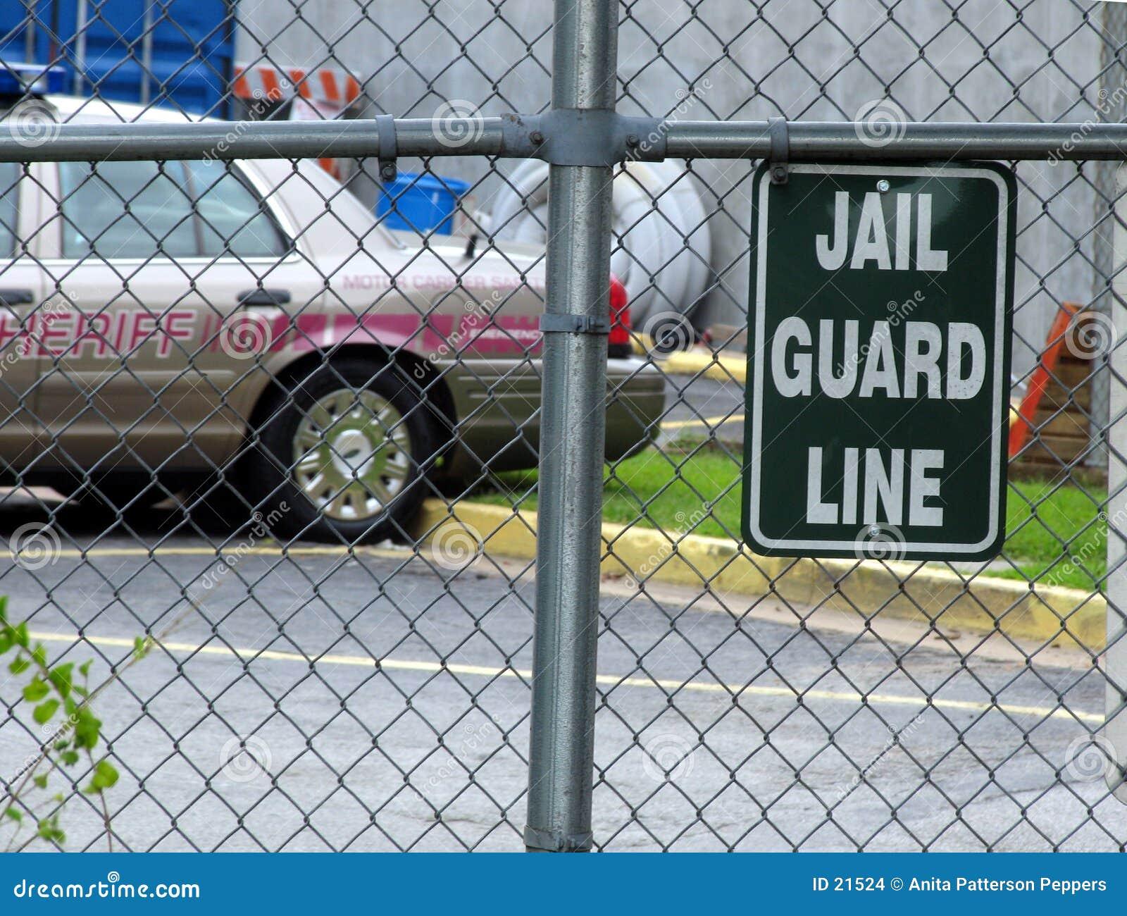 Więzienie znak