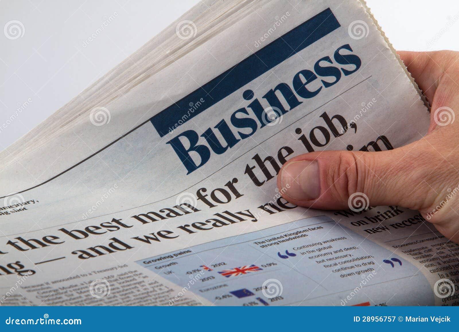 Wiadomości gospodarcze papier