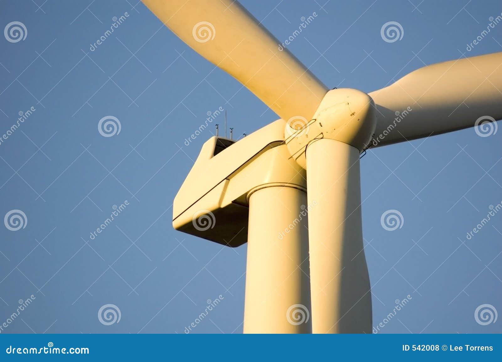 Wiatr farmy ix