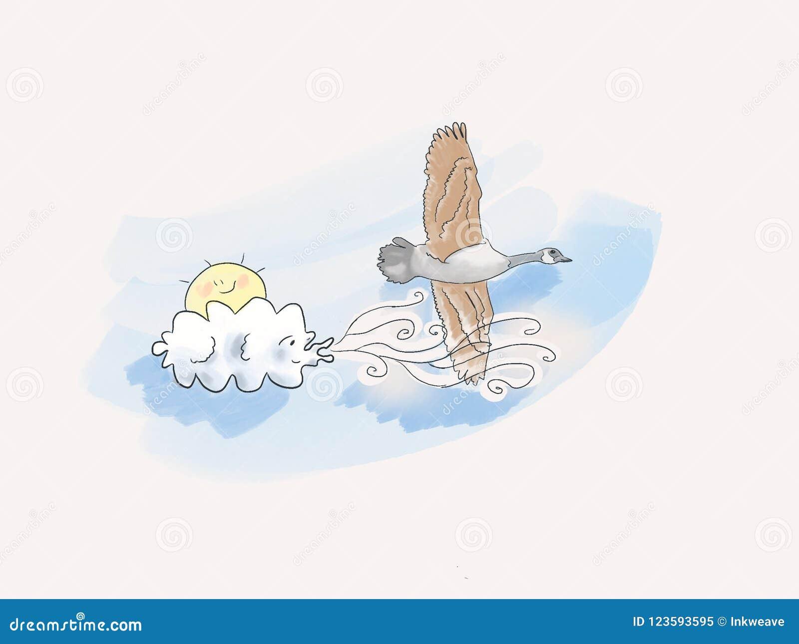 Wiatr pod mój skrzydłami