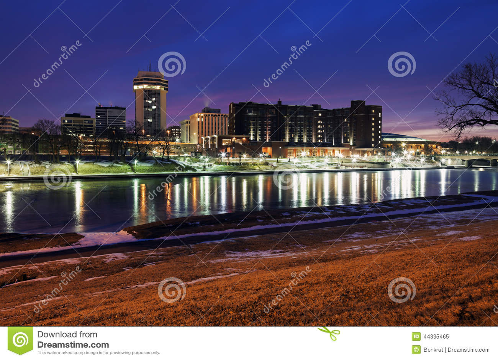 Wichita, Kansas - do centro