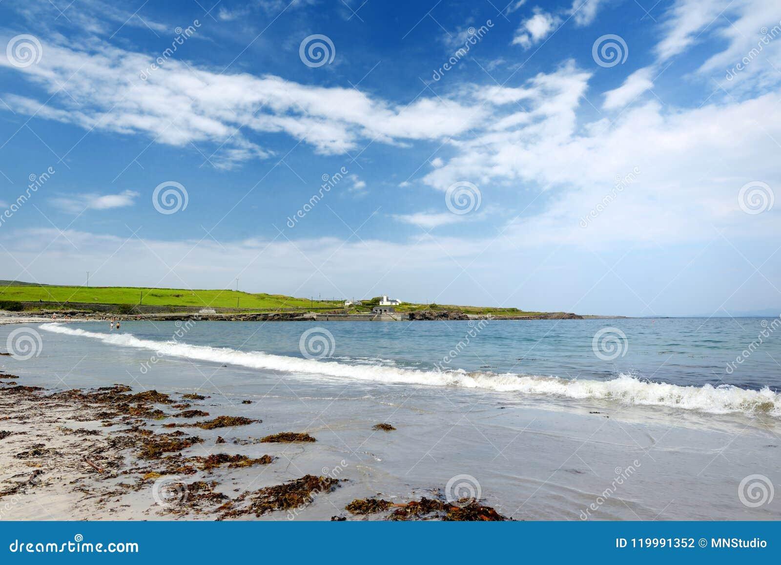 Beach on inishmore