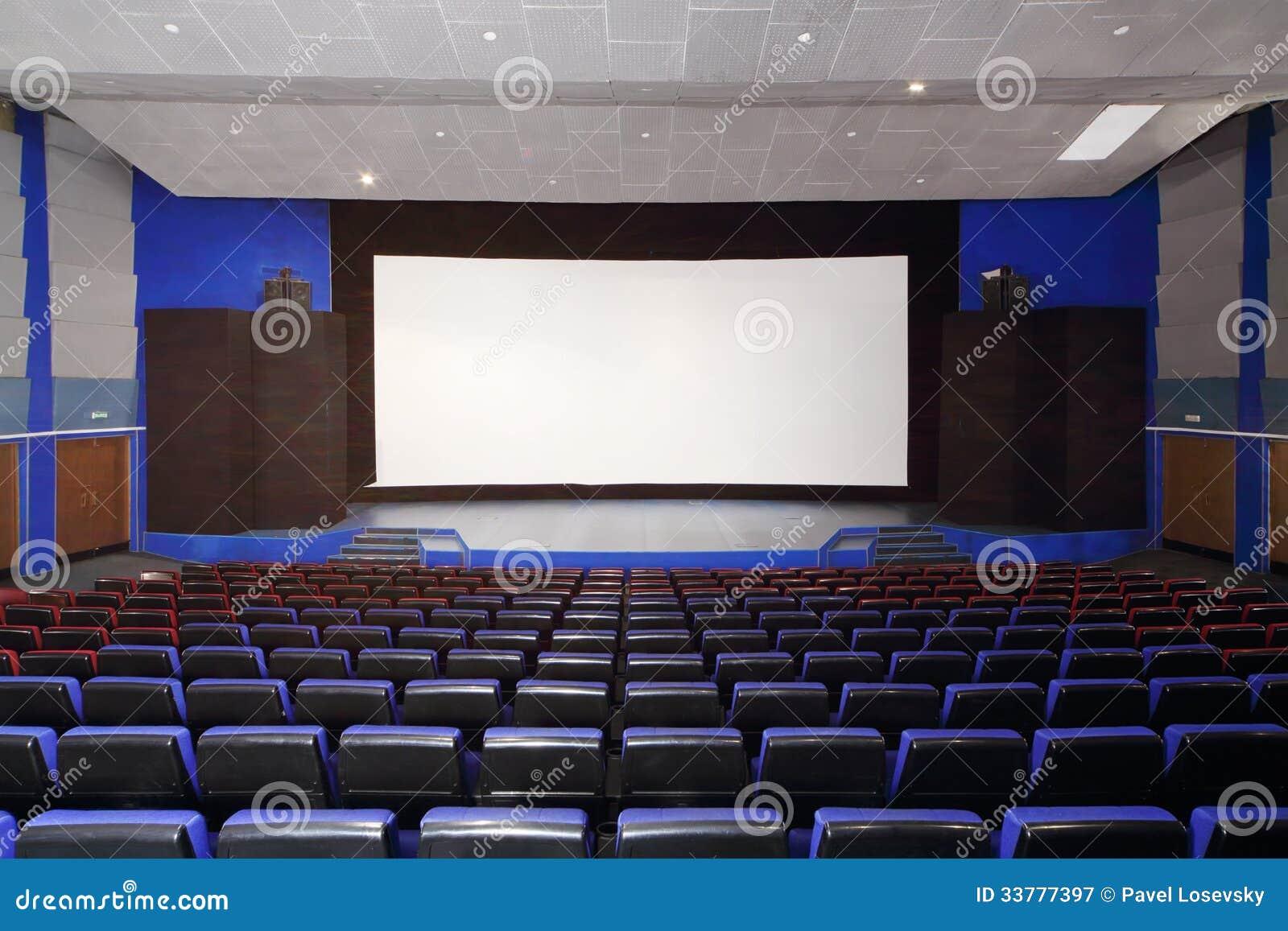 Wide Screen Of Neva Cinema Editorial Photography Image Of