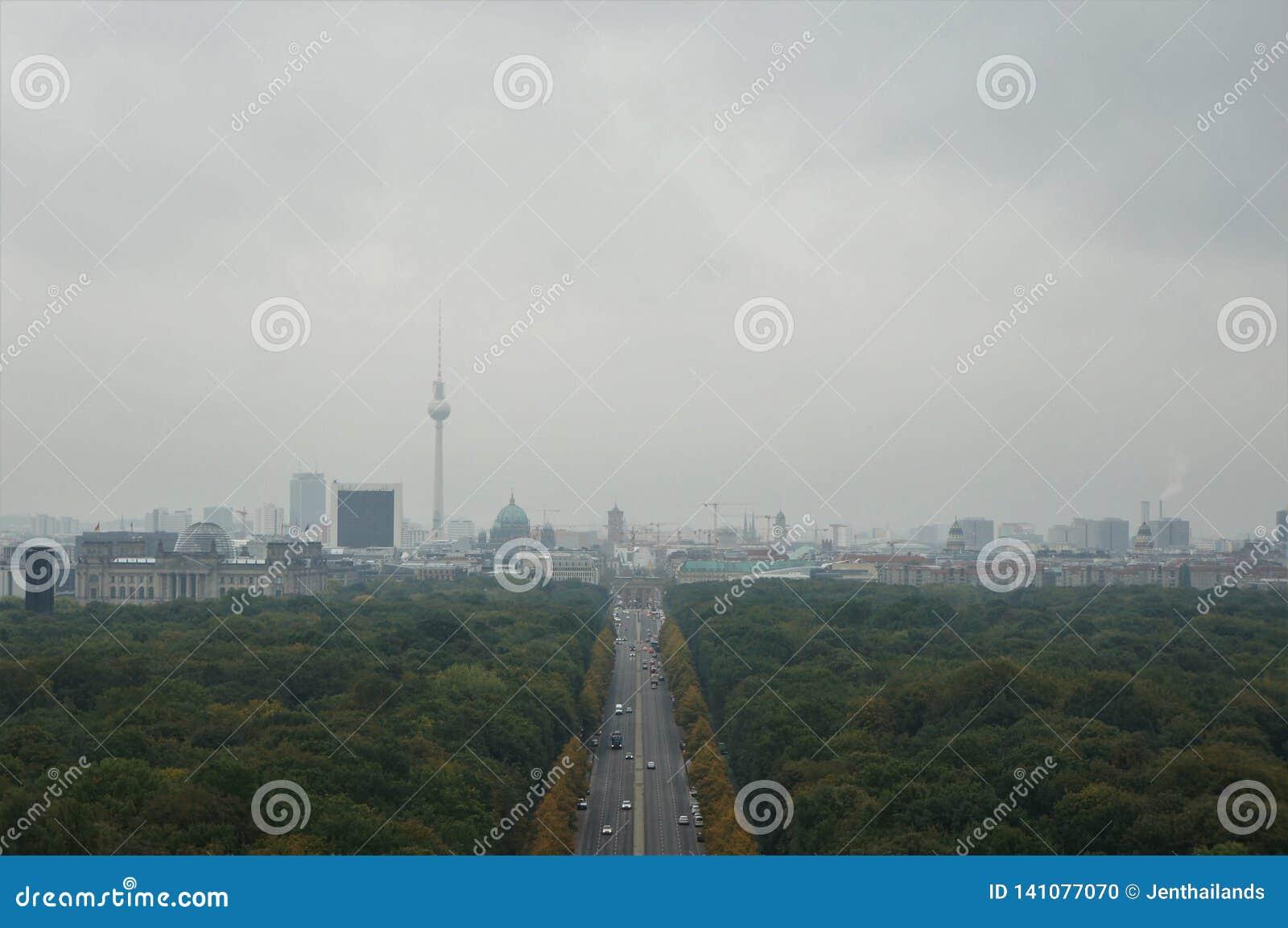 Widok Berlin