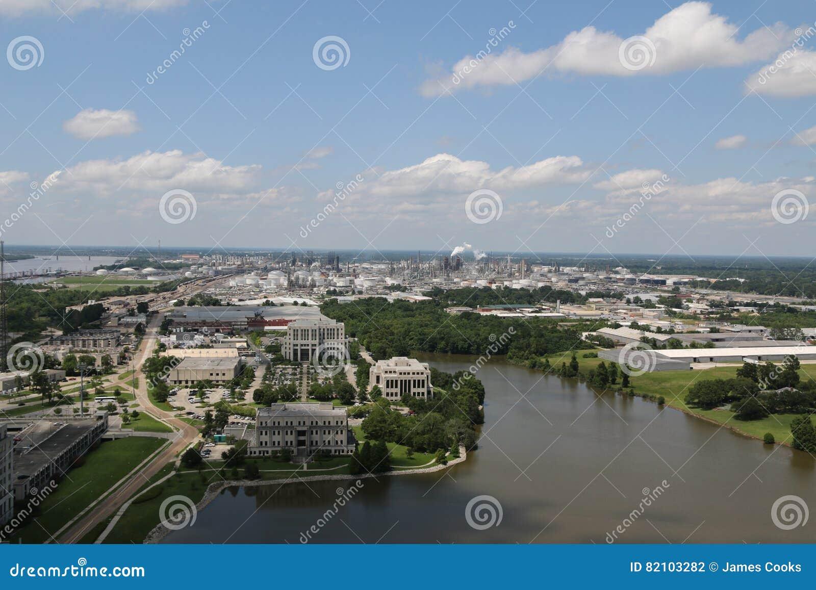 Widok miasto