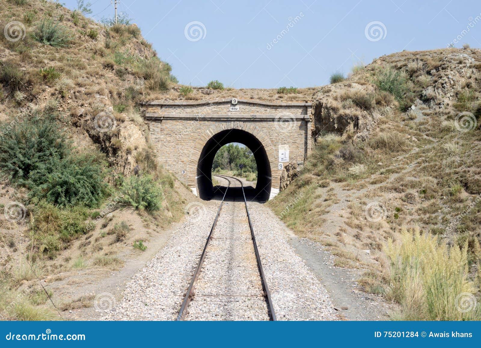 Widok Pakistan linii kolejowej most żadny: 9 Peshawar Nowshera