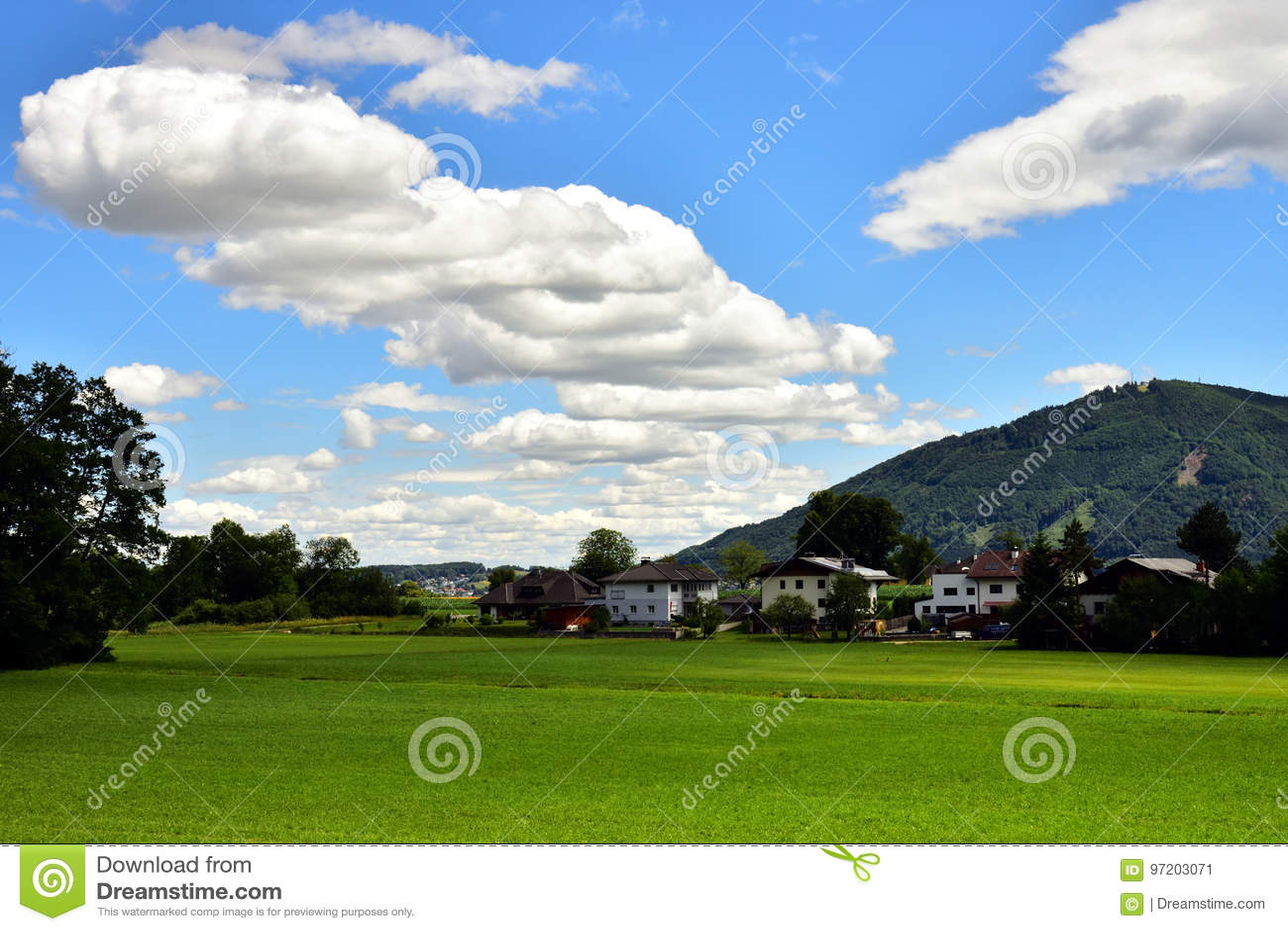 Wieś Austria