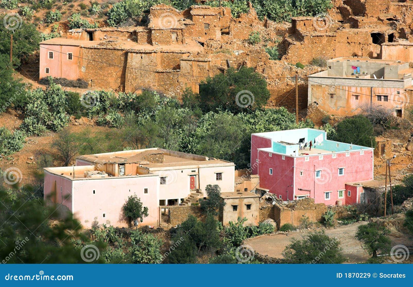 Wieś Morocco