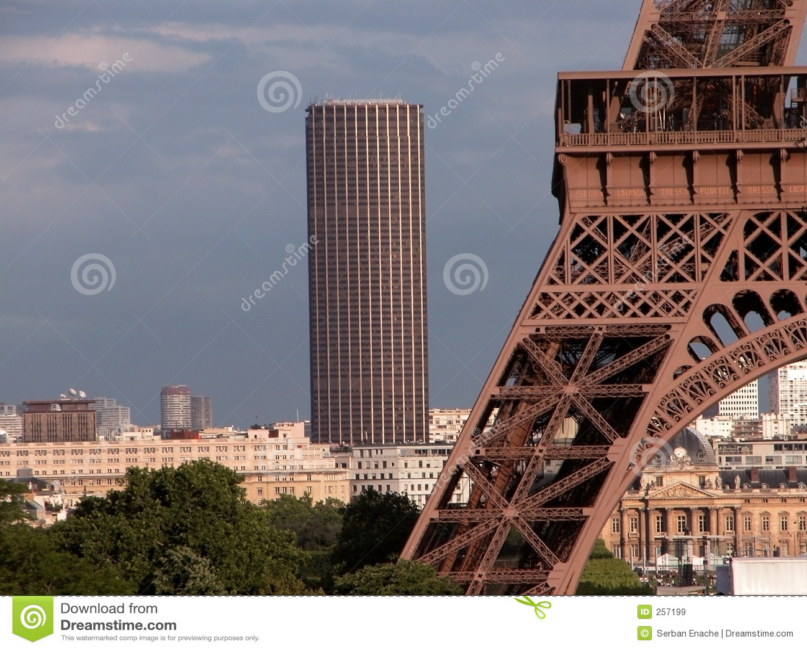 Wieżowiec montparnasse