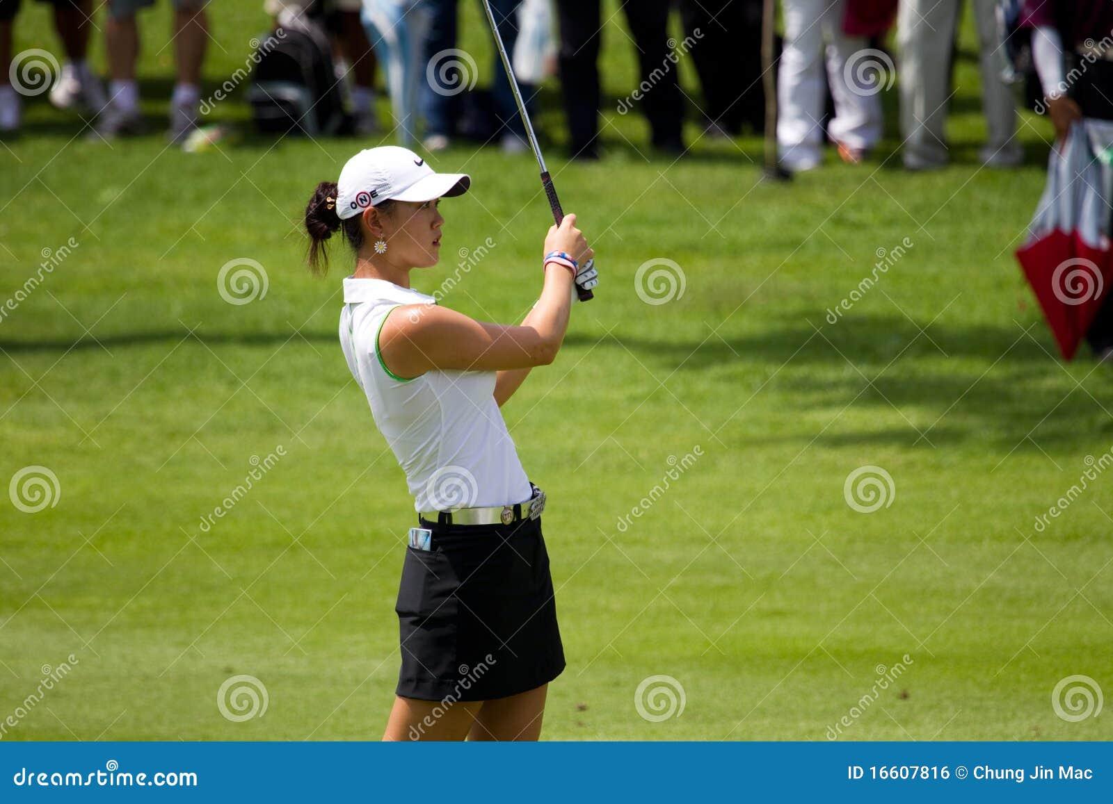 lpga golf swing