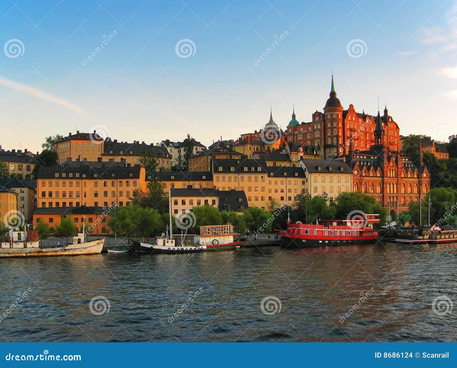 Wieczór Stockholm