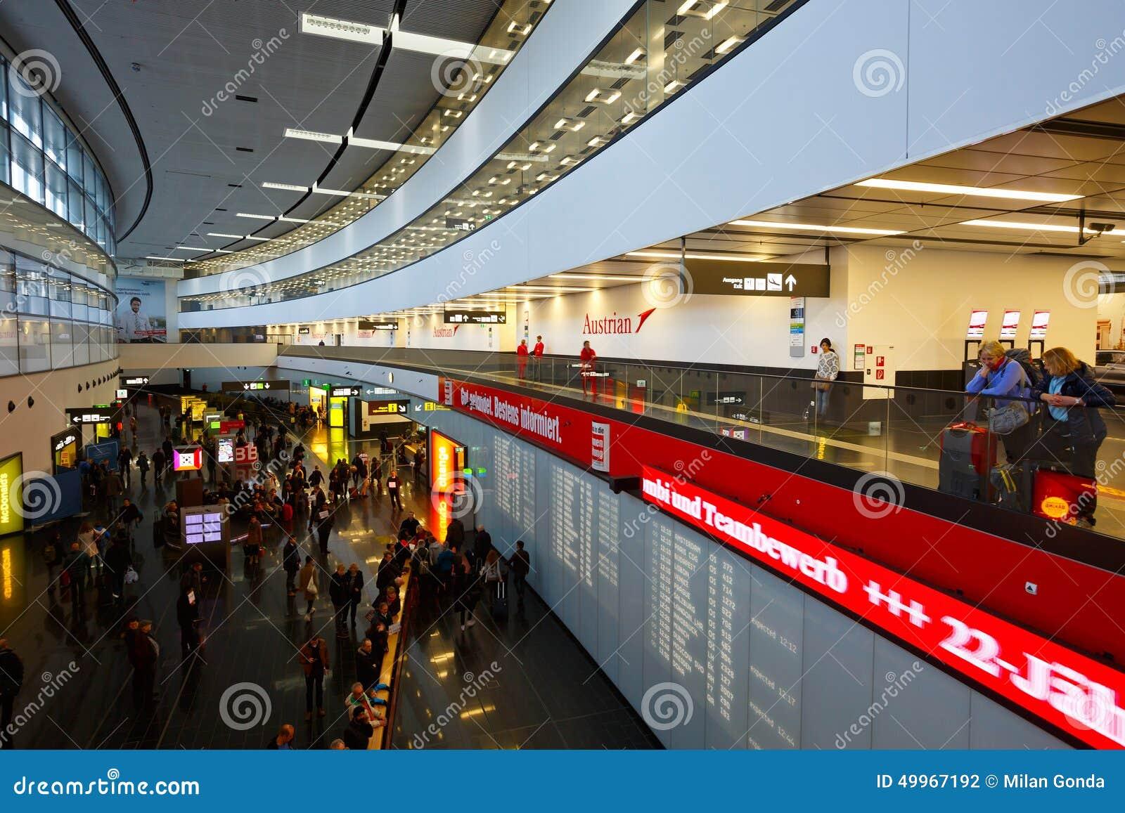 Wiedeń lotnisko