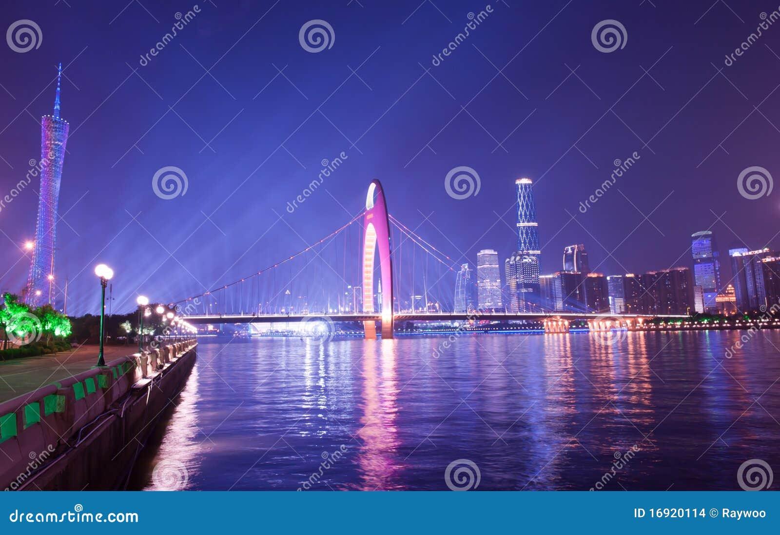 Wiederholung der Guangzhou-asiatisches Spiel-Eröffnungsfeier