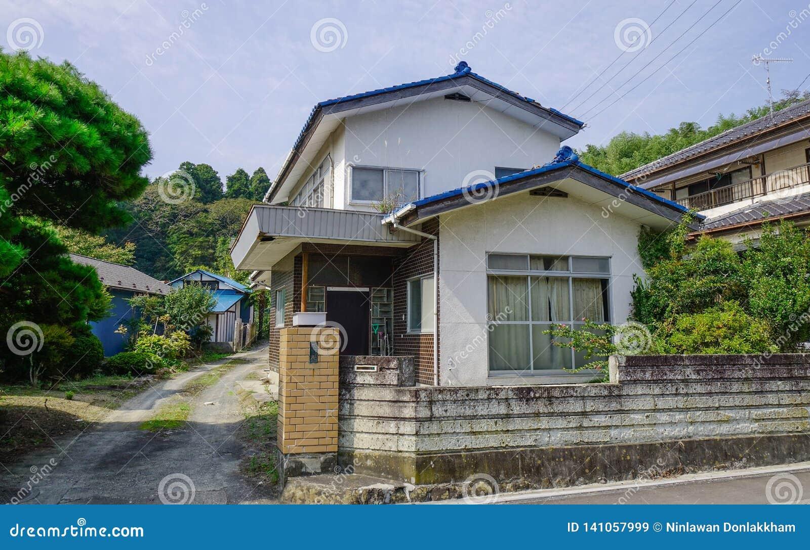 Wiejski dom w Matsushima, Japonia