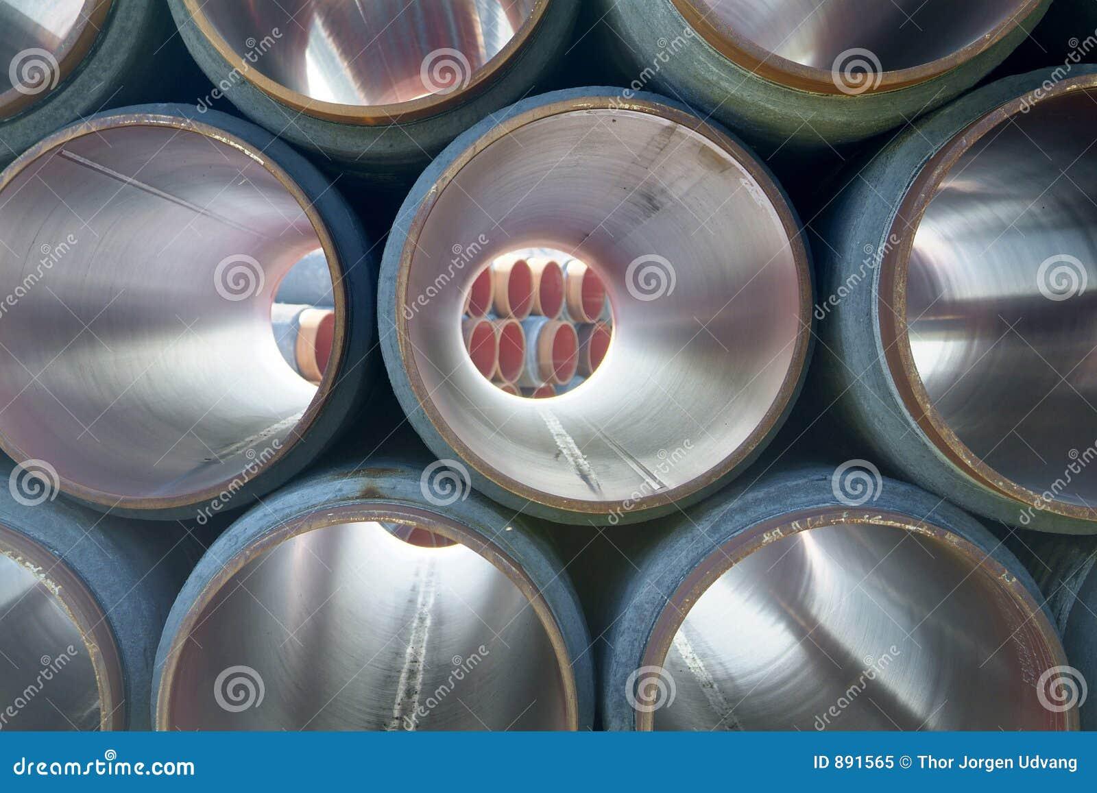 Wielcy rurociągów gazowych