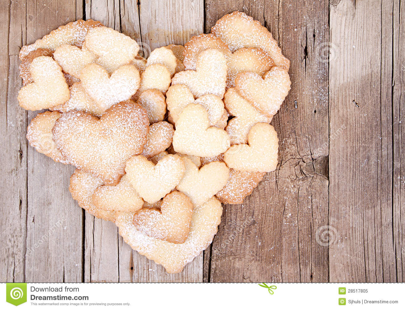 Wiele cukrowi ciastka brogujący w kierowym kształcie
