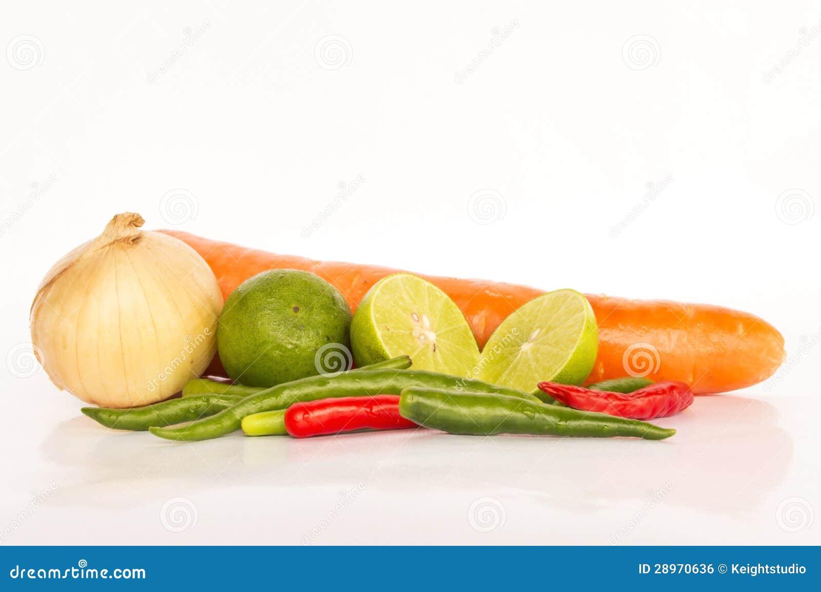 Wiele warzywa dalej odizolowywają