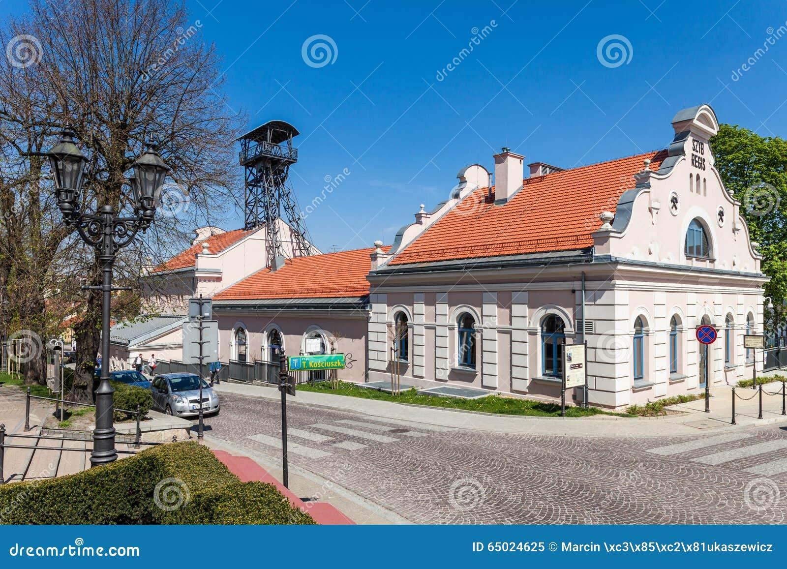 Wieliczka, Polen - Regis Shaft
