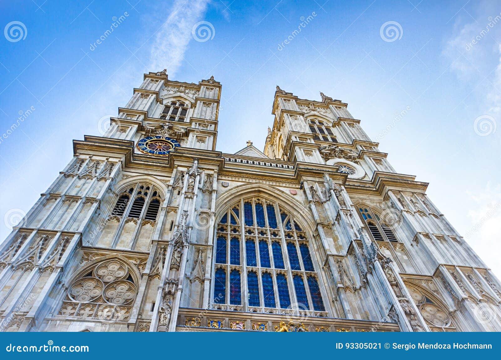 Wielka brytania Westminster abbey London