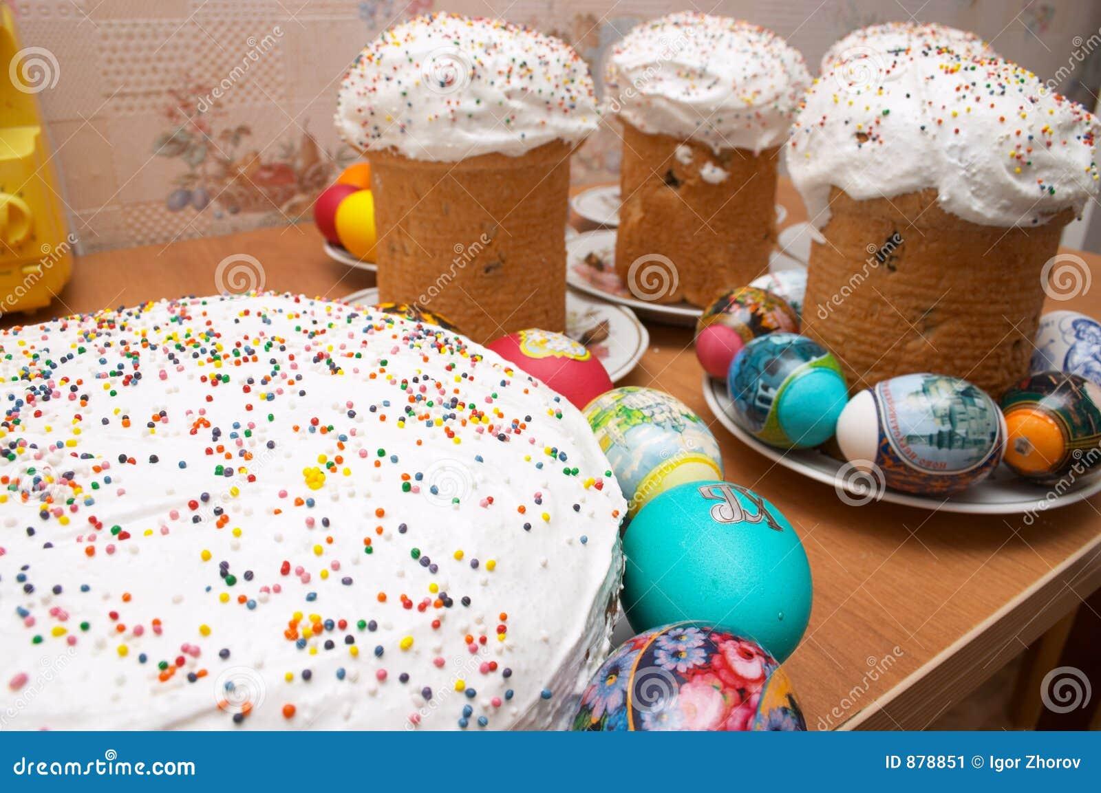Wielkanoc ciastek jaj