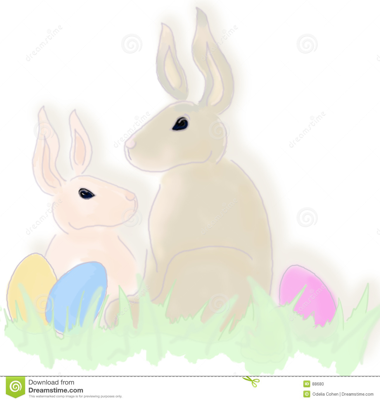 Wielkanoc ilustracja