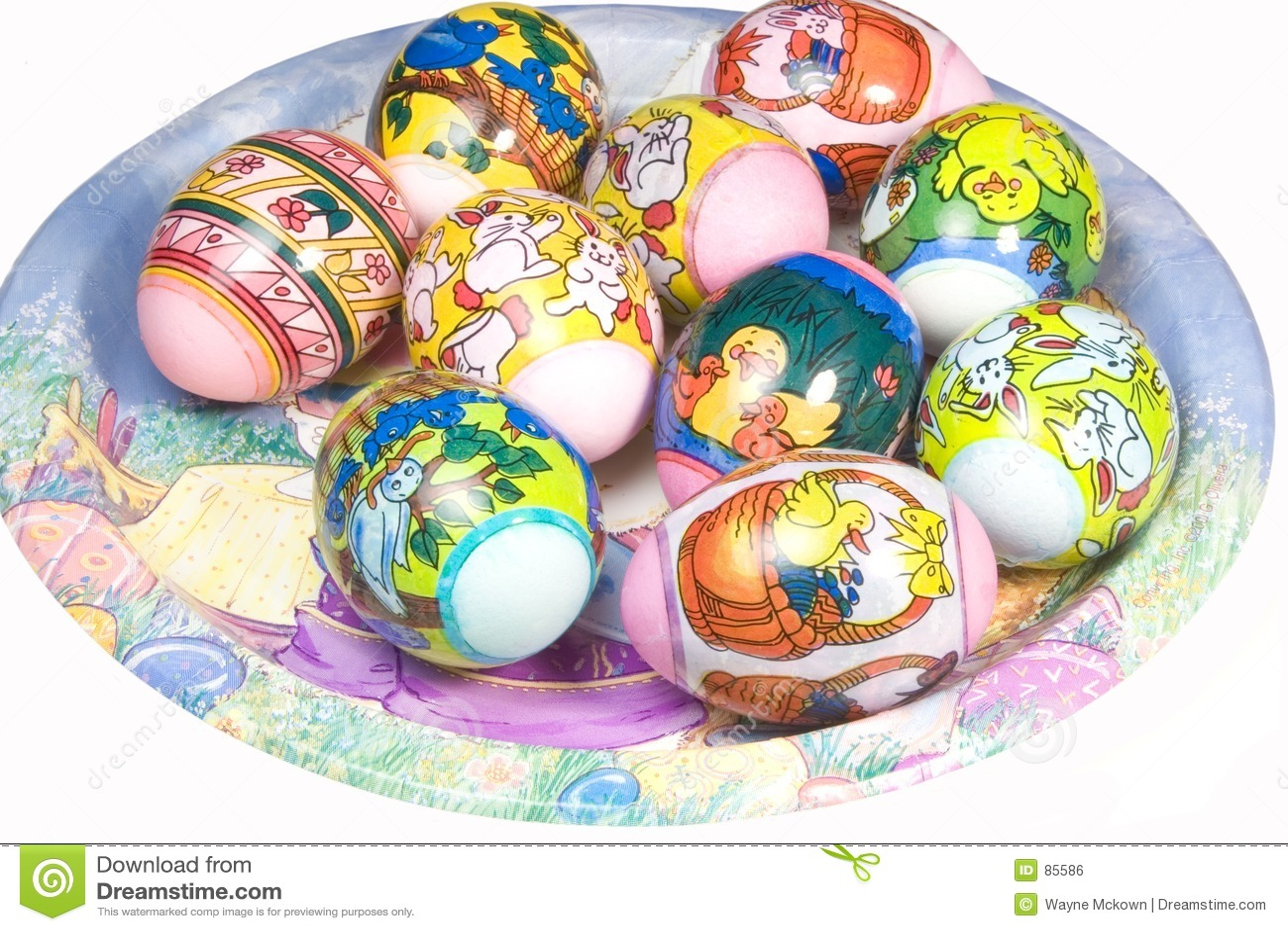 Wielkanoc płytki