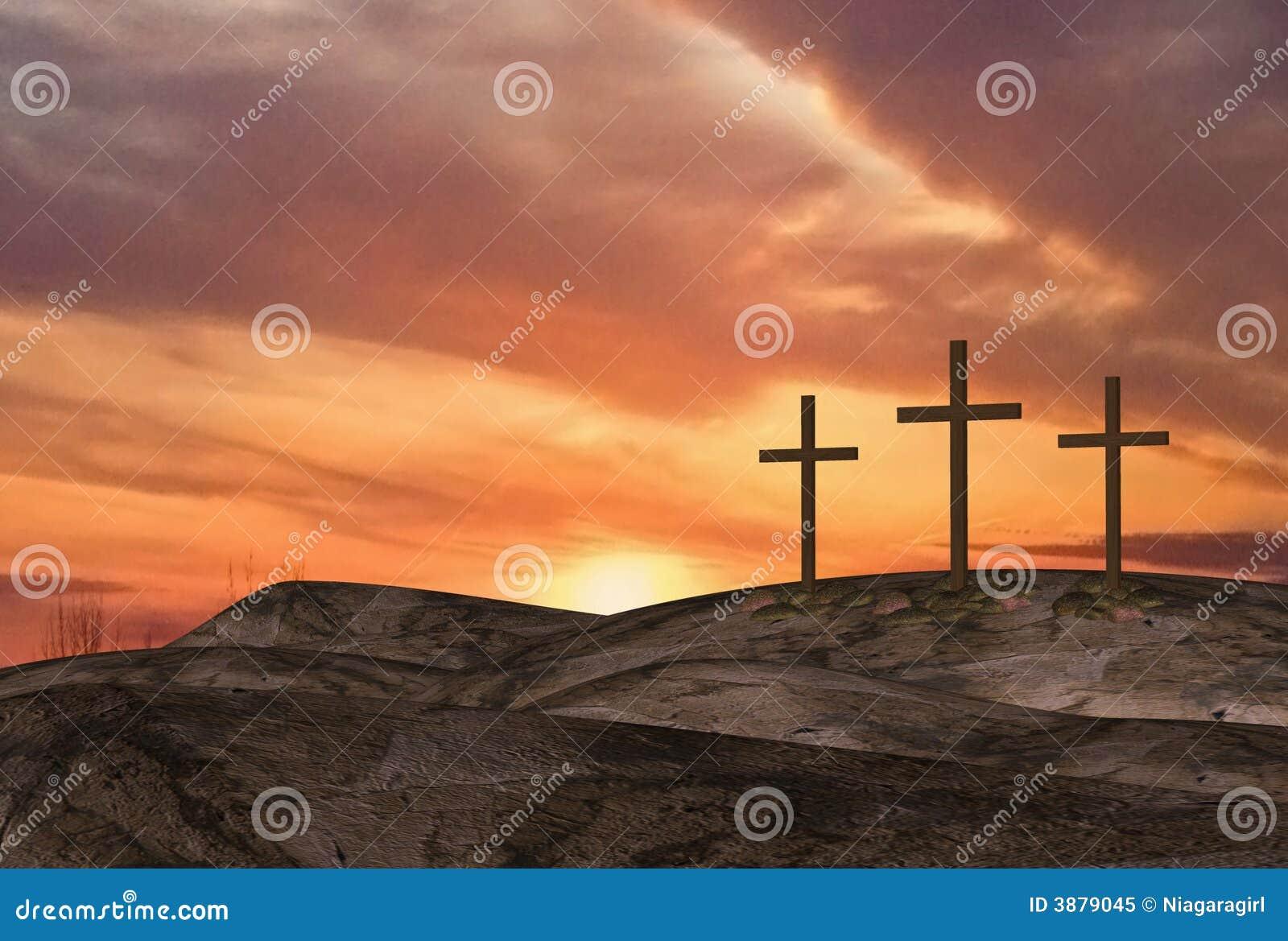 Wielkanoc przez trzy wschód słońca