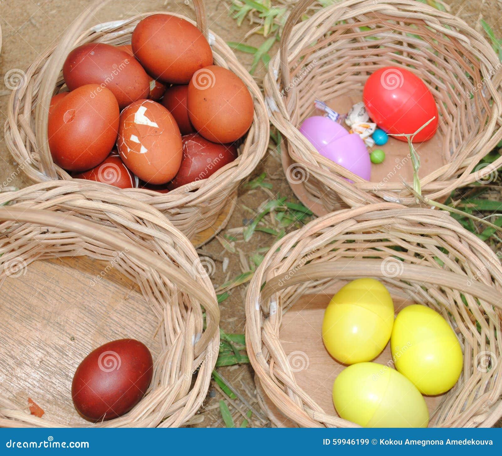 Wielkanocni jajka