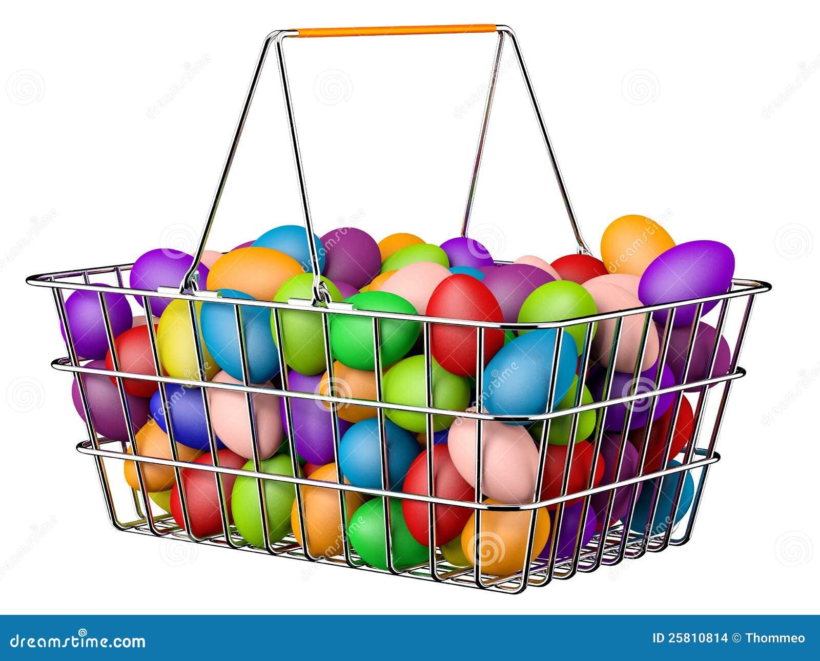 Wielkanocny Kosz