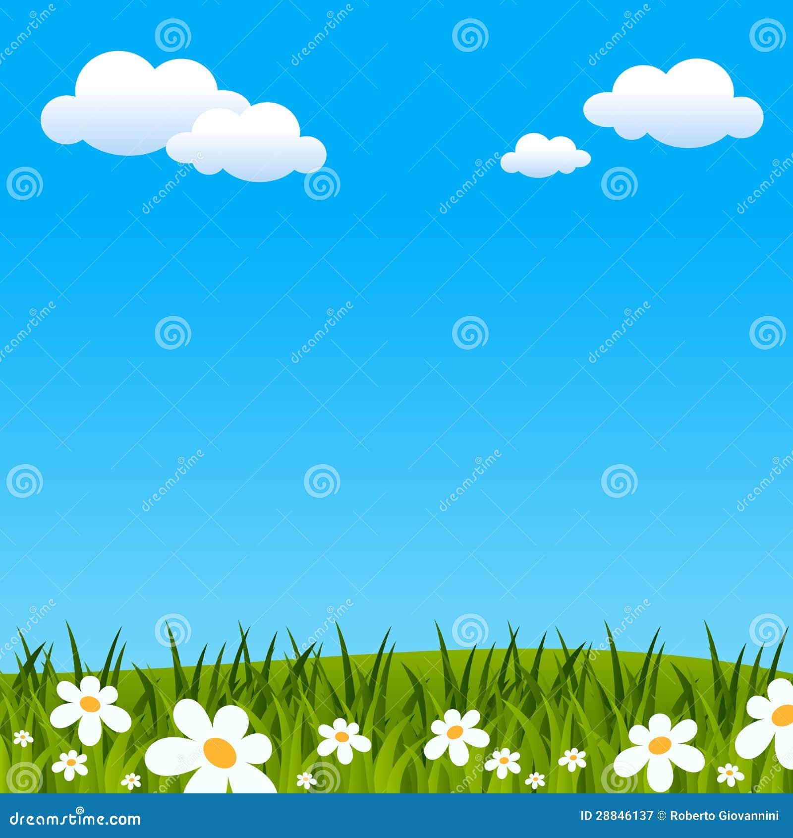 Wielkanocy lub wiosny tło