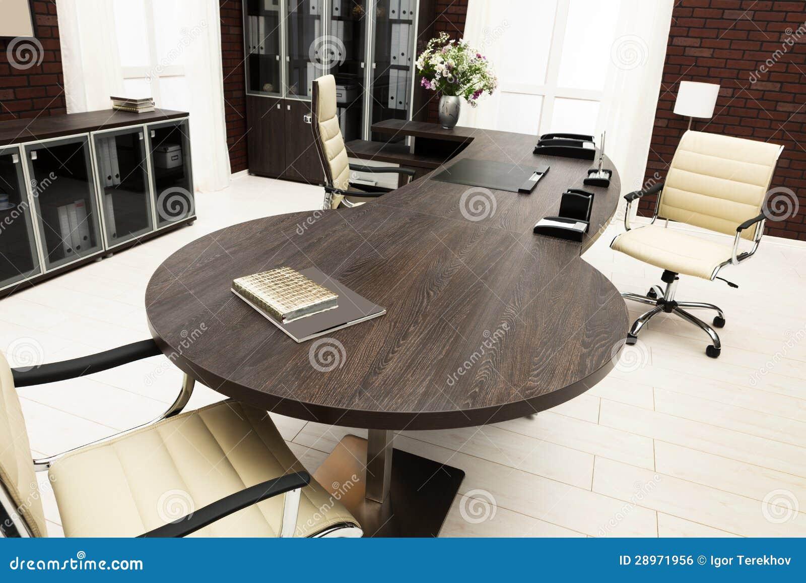 Wielki biurko